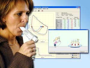 copd lung function