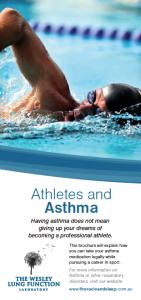 asthma & athletes