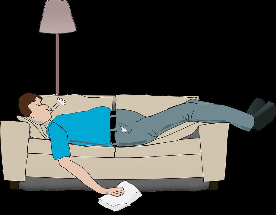MRP_August_Snoring cartoon